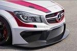 Der Mercedes CLA 45 AMG