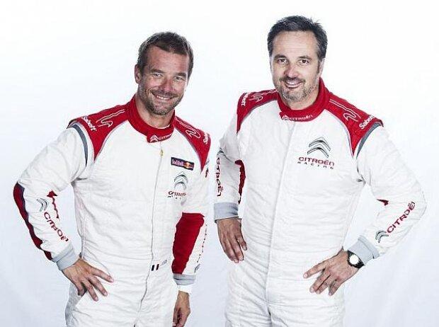 Sebastien Loeb, Yvan Muller
