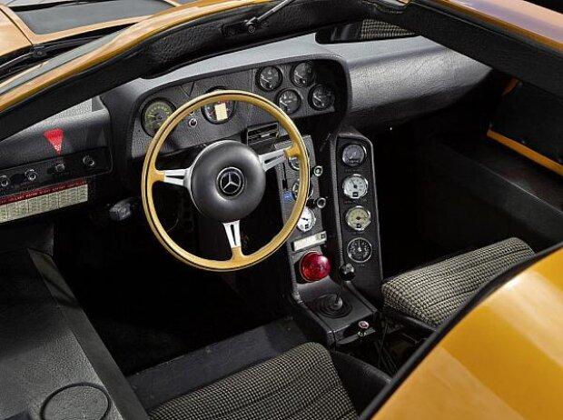 Generationenvergleich: Mercedes-Benz C 111