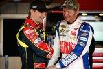 Jeff Gordon und Dale Earnhardt Jun.