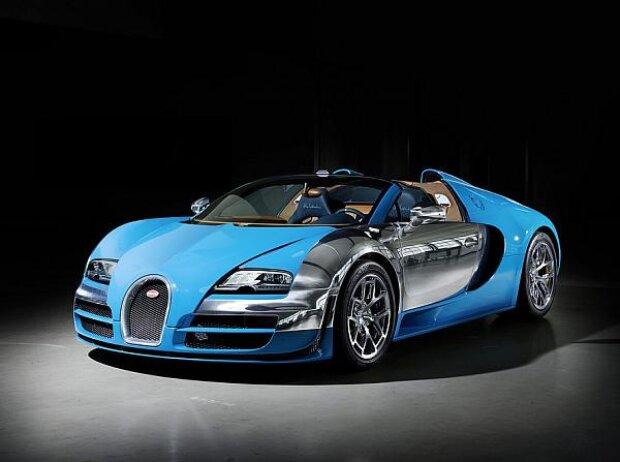 """Bugatti 16.4 Grand Sport Vitesse """"Meo Constantini"""""""