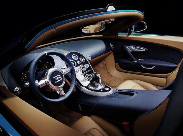 Bugatti 16.4 Grand Sport Vitesse