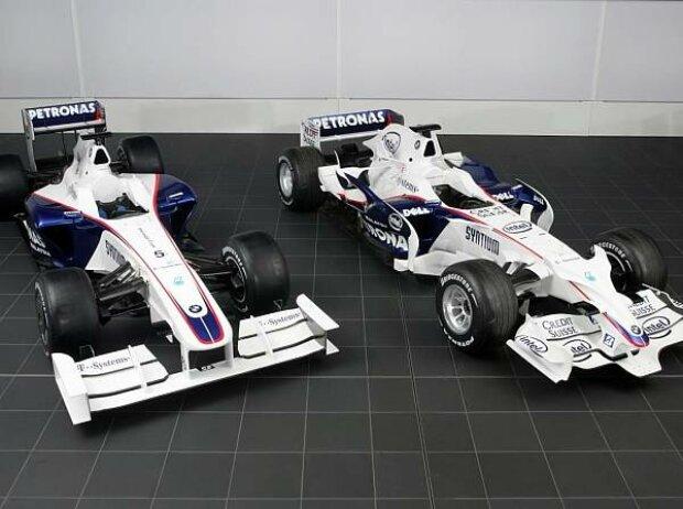 Vergleich: F1.09 vs. F1.08
