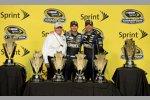 Sprint-Cup-Champions 2013: Rick Hendrick, Jimmie Johnson und Chad Knaus