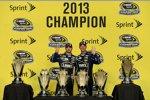 Sechster Sprint-Cup-Titel für Jimmie Johnson und Crewchief Chad Knaus