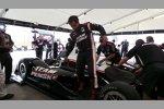 Juan Pablo Montoya nach seinem ersten IndyCar-Run seit vielen Jahren