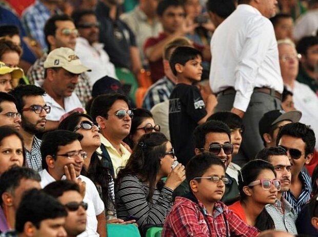Fans, Indien