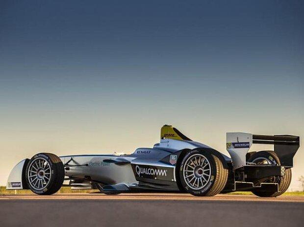 Formel-E-Bolide