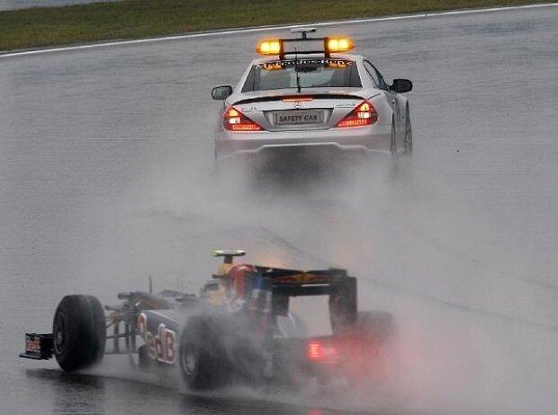 Safety-Car, Bernd Mayländer, Sebastian Vettel