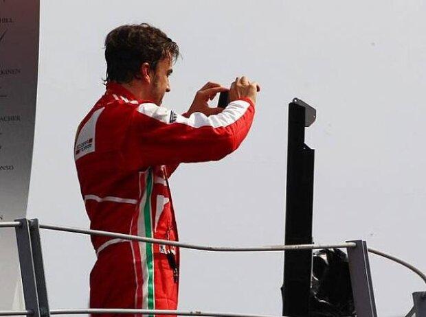 Fernando Alonso, Foto, Zoom