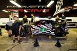 Die neue Corvette C7.R beim Test in Sebring