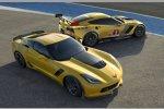 Die neue Corvette C7.R und die Straßenversion Z06