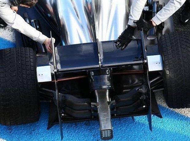 Jenson Button, McLaren, Heck, MP4-29