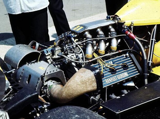 Renault, Turbomotor, RS01, 1977