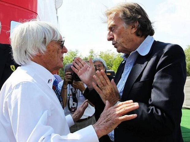 Bernie Ecclestone, Luca di Montezemolo