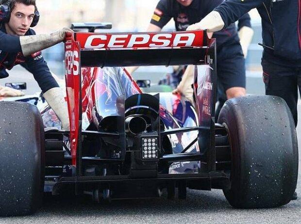 Toro Rosso, Heck