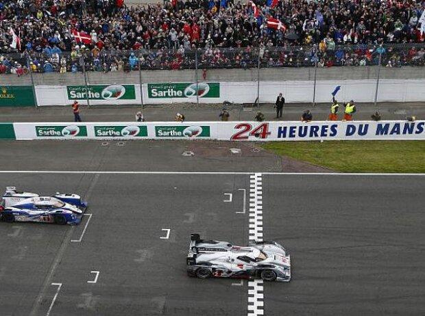 Ziel Le Mans