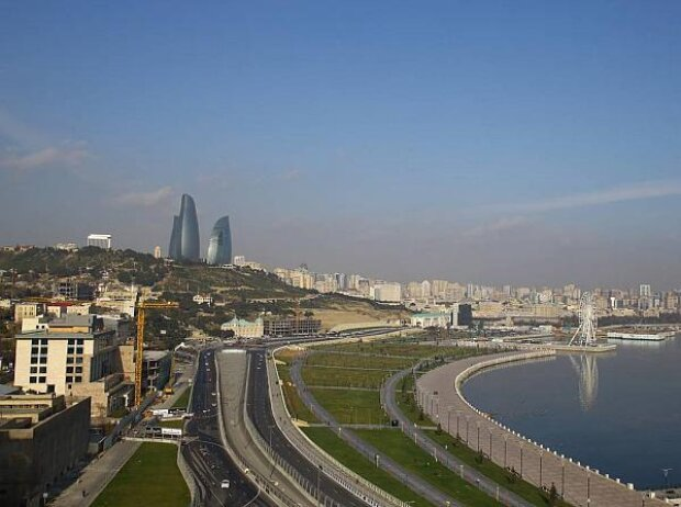 Baku Aserbaidschan