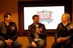 Steve Letarte, Dale Earnhardt Jun. und Rick Hendrick