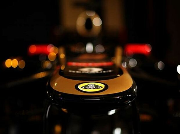 Lotus-Renault E20