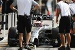 Kevin Magnussen (McLaren)