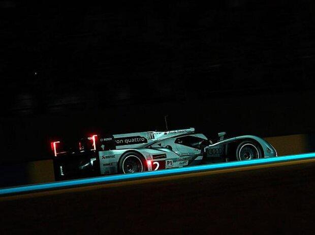 Audi McNish Kristensen Duval Le Mans