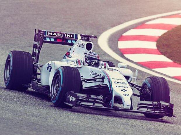 Williams FW36 im Martini-Design