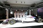 Susie Wolff, Valtteri Bottas, Felipe Massa und Felipe Nasr (Williams)