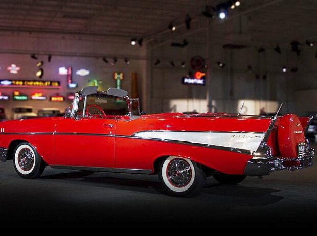 Chevrolet Bel Air, 1957