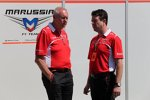 John Booth und Dave O'Neill (Marussia)