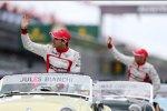 Jules Bianchi (Marussia) und Max Chilton (Marussia)