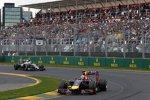 Daniel Ricciardo (Red Bull) und Kevin Magnussen (McLaren)