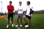 Nico Müller, Robert Wickens und Antonio Felix da Costa