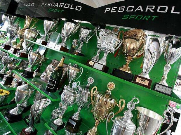 Pokale Pescarolo Le Mans