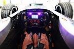 Das Cockpit des Spark-Renault SRT_01E
