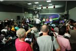 FIA-Pressekonferenz am Donnerstag