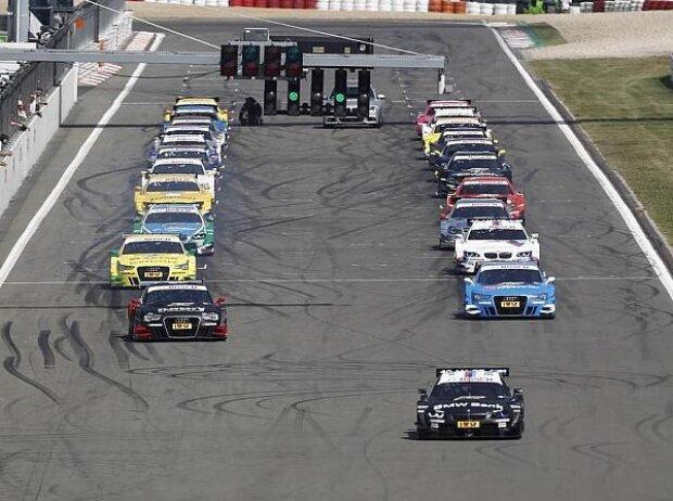 Start Nürburgring 2012