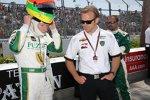 Mike Conway und Ed Carpenter: Alles richtig gemacht