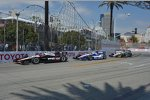 Will Power, Helio Castroneves und Mike Conway