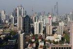 Downtown Schanghai