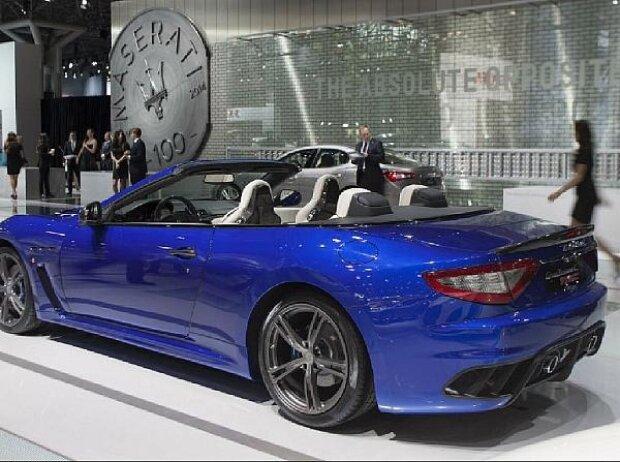 Maserati Gran Cabriolet MC