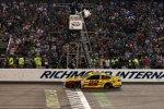 Erster Richmond-Sieg für Joey Logano (Penske)