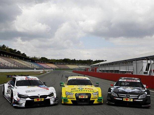 DTM-Autos 2014