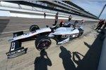 Kurt Busch in seinem Andretti-Honda mit der Startnummer 26
