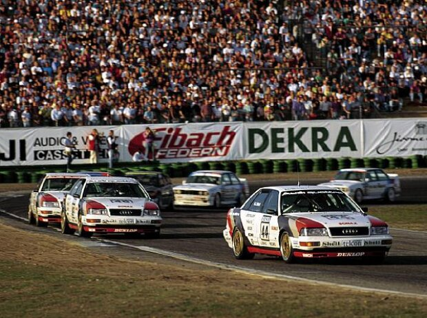 1990: Audi V8 quattro (Hans-Joachim Stuck/Deutschland)