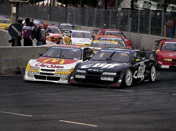 1996: Opel Calibra V6 (Manuel Reuter/Deutschland)