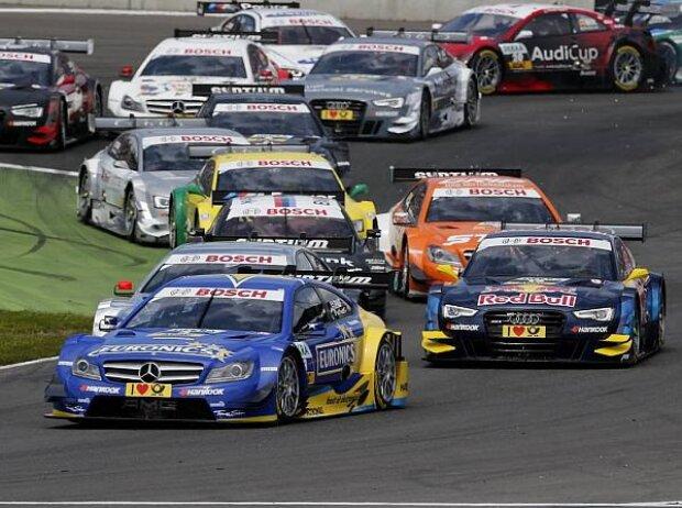 DTM-Start auf dem Lausitzring