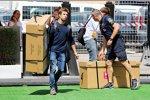 Antonio Felix da Costa (Red Bull) hat im Handgepäck neue Teile dabei