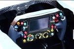 Lenkrad des Mercedes F1 W05