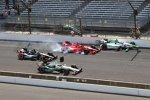 Startcrash in Indy